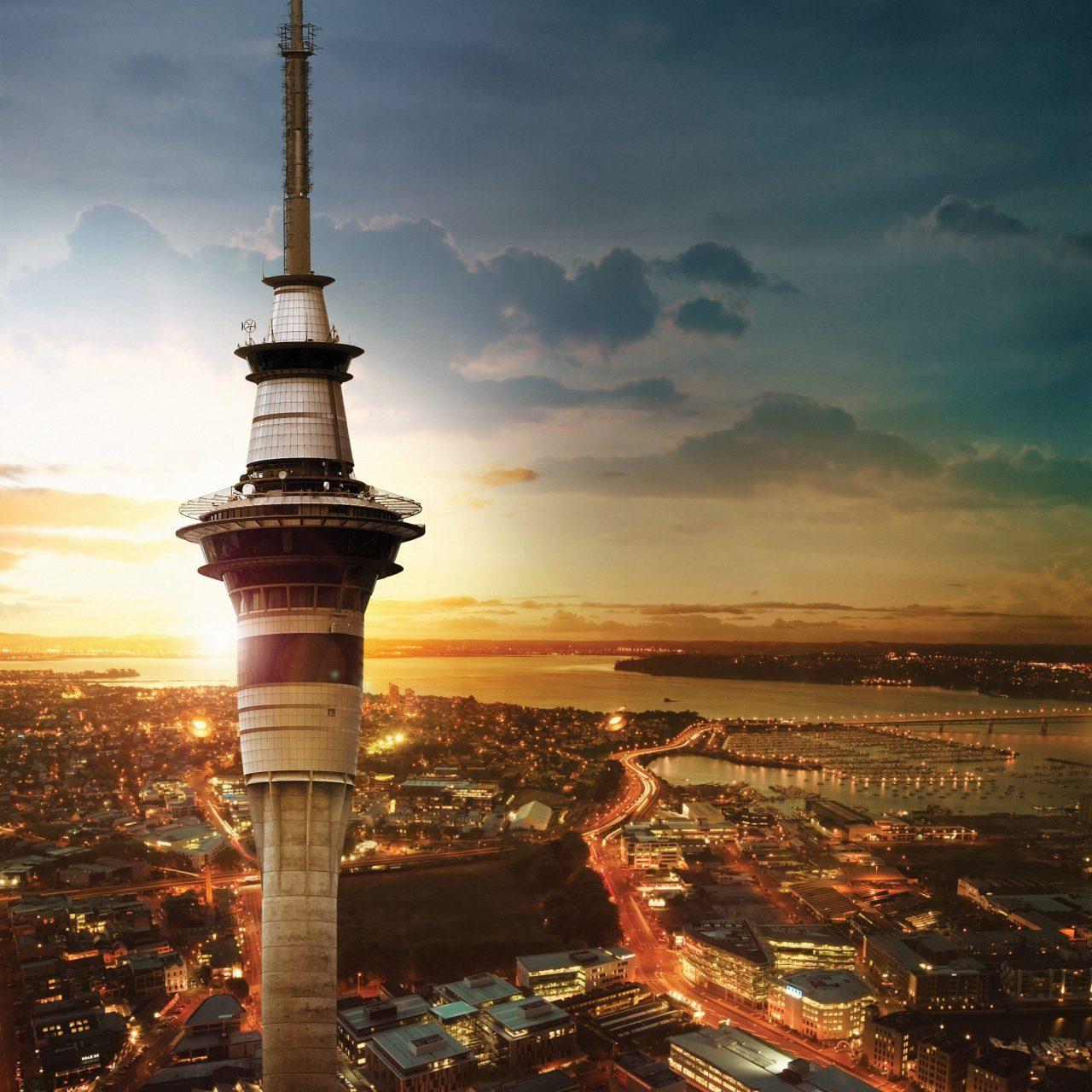 Sky Tower Hotel Auckland